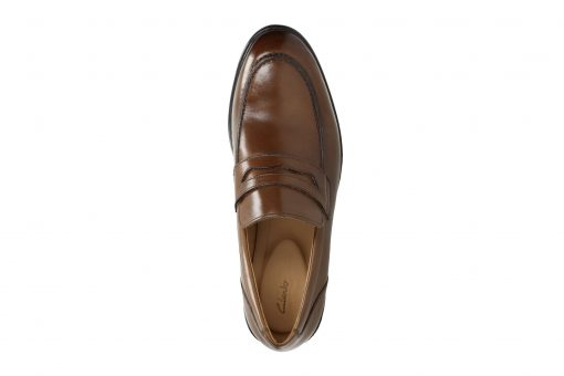 Banbury Step - British Tan Leather