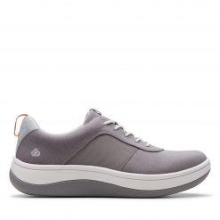 Arla Step - Grey Textile