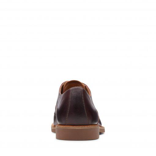Atticus Vibe - Burgundy Leather