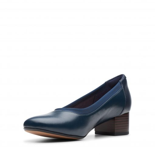 Chartli Fame - Navy Leather