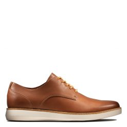 Fairford Run - Tan Leather