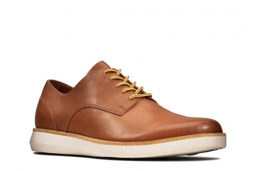 Fairford Run - Tan Leather