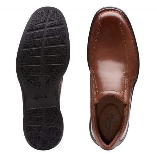 Kempton Step - Tan Leather