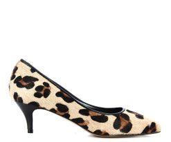 Jasmine Bella - Leopard Print