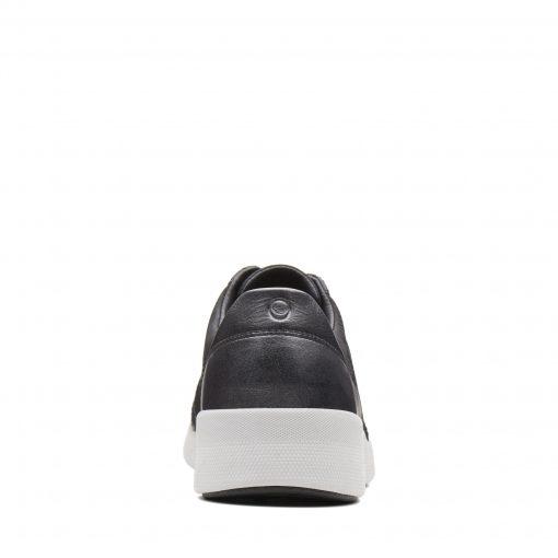 Un Alfresco Lo - Black Leather